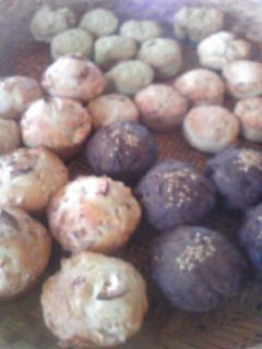 石窯焼き菓子
